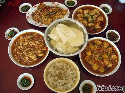 罗泉古镇豆腐香――作家眼中的罗泉豆腐