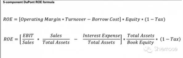 净资产收益率(ROE)计算公式详解