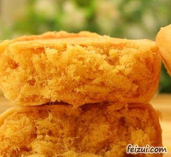 广州两口子牌金丝肉松饼干