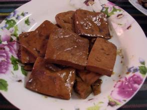 石泉五香豆腐干