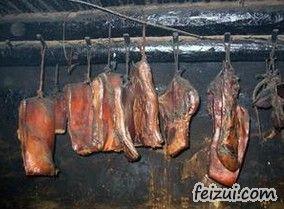 万源老腊肉