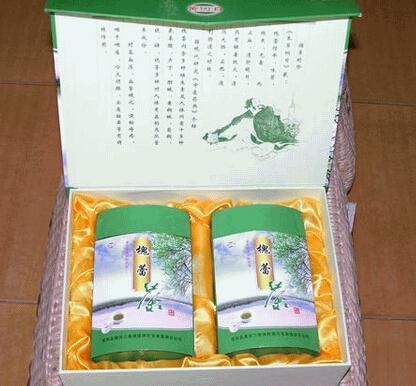 黄河口槐蕾茶