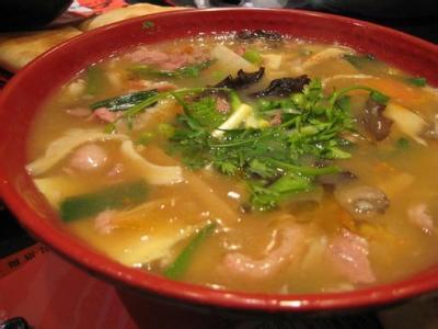 朱马店羊肉汤