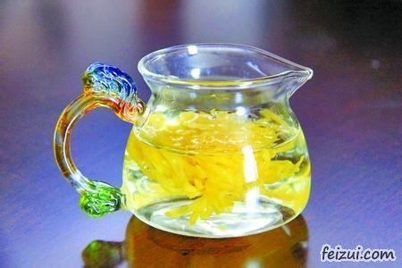 开封菊花茶