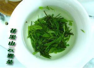 花果山云雾茶