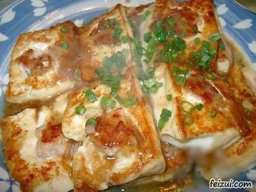 五华酿豆腐