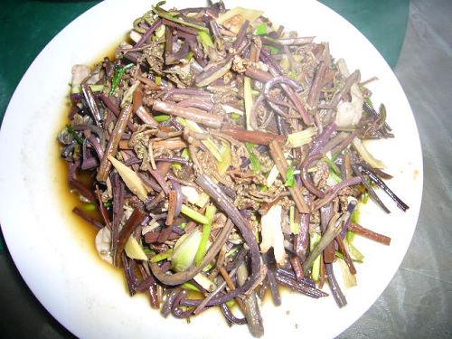 崂山拳头菜