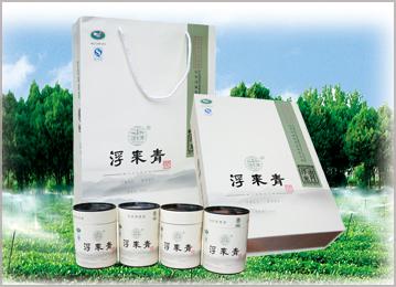 明仕亚洲_浮来青绿茶