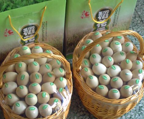 五莲山鸡蛋