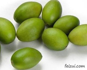 潮阳金玉三捻橄榄