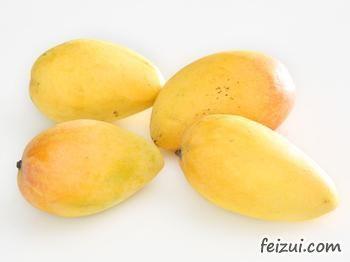 南澳黄花山芒果