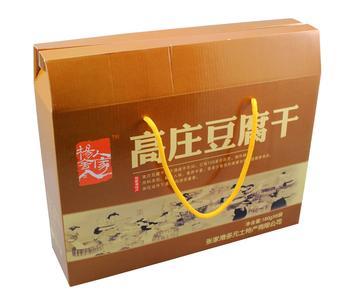 高庄豆腐干