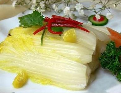 泰安黄芽白菜