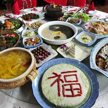 泰山豆腐宴