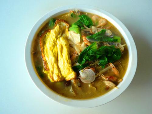 台州姜汤面