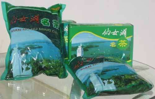 仙女湖名茶