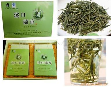 溪口高山茶