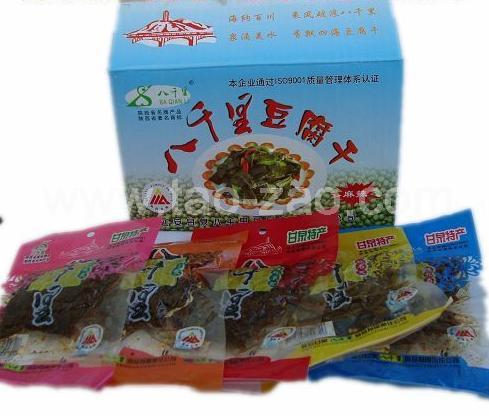 甘泉豆腐干
