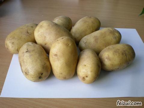 昭苏马铃薯