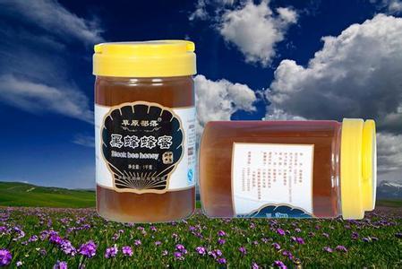 那拉提黑蜂蜂蜜