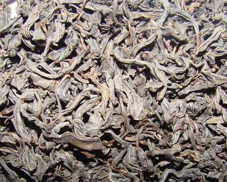 峄城榴叶茶
