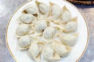 淄博石蛤蟆水饺