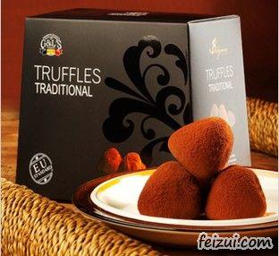 吃货们,德菲斯松露巧克力五折优惠还买一送一
