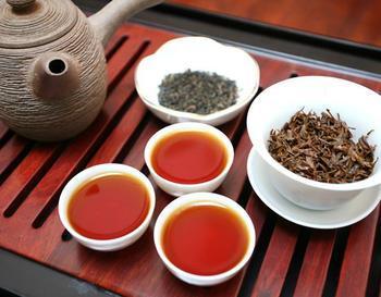 江西省浮梁县――中国红茶之乡