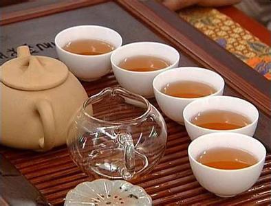 福建十大名茶
